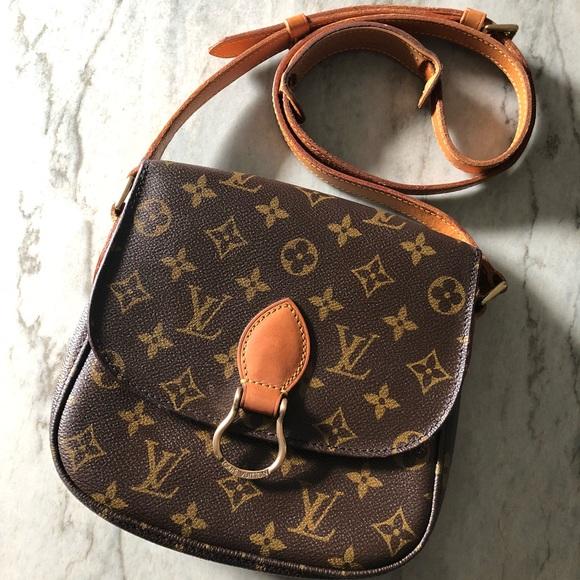 4cee5e71b205 Louis Vuitton Handbags - Louis Vuitton Saint Cloud (St Cloud) MM